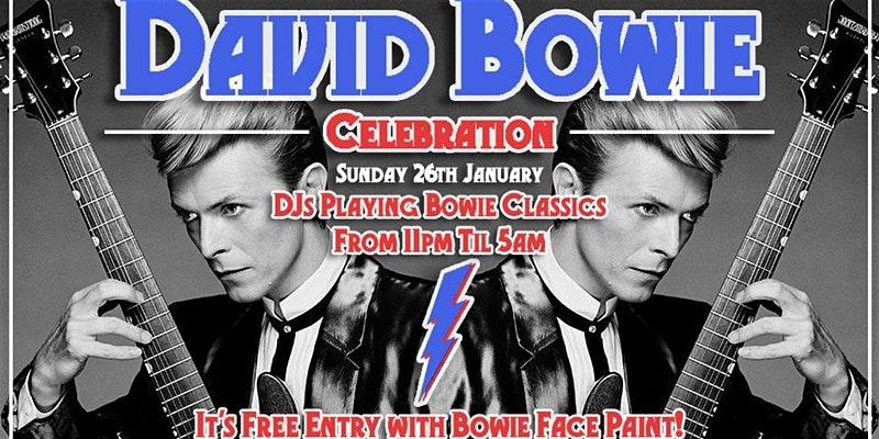 Celebration of David Bowie