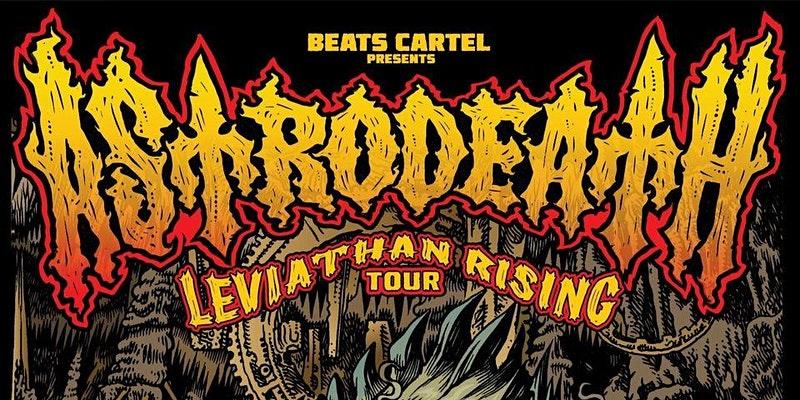 Astrodeath 'Leviathan Rising' Tour: Melbourne