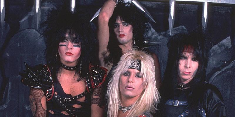 Mötley Crüe (40th anniversary) celebration