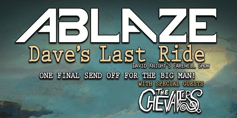 Ablaze (Farewell Show)
